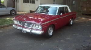 65 Red Stude 5