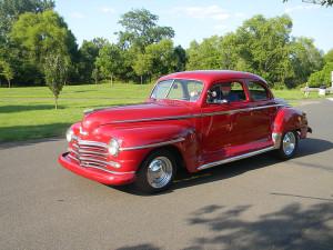 Bob's 1948 Plymouth